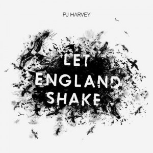 PJ Harvey - Let England Shake Artwork