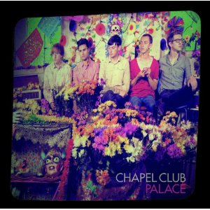 chapel club - palace artwork
